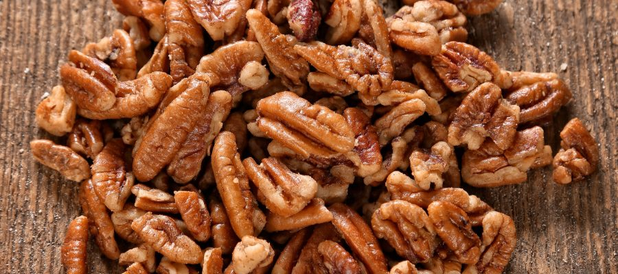 Roasted and Salted Pecan Pieces